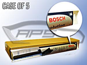 """BOSCH 19"""" EVOLUTION WIPER BLADES - 4819 - CASE OF 5"""