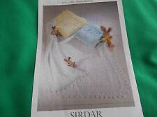 Baby's shawls knitting pattern