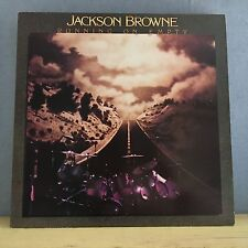 JACKSON BROWNE Running On Empty 1977  UK Vinyl LP EXCELLENT CONDITION  A