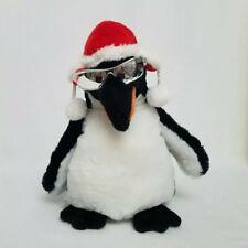 "Penguin Animated Plush Sings ""ICE ICE BABY"" by Dan Dee"