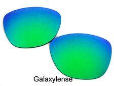 Oakley lentes de repuesto para Frogskins gafas Sol Verde Esmeralda Polarizados