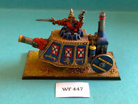 Warhammer Fantasy  - Empire - Classic Steam Tank Painted - Metal WF447