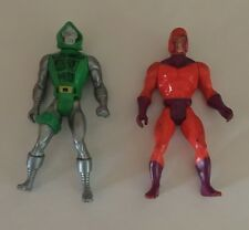 Marvel Secret Wars 1984 Magneto Doctor Doom X-Men Fastastic Four Loose Mattel