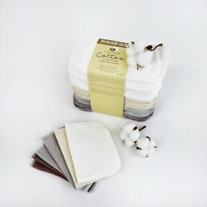 Haakaa Natural Cotton Cloth Wipes