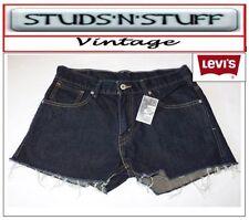 Levi's Hot Pants Mid Rise Plus Size Shorts for Women