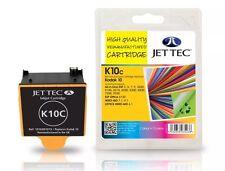 Jettec K10C Colour Ink Cartridge  - Remanufactured Kodak 10C