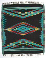 Accent Throw Afghan OACCENT-10A Southwest Southwestern Geometric Design 4' X 5'