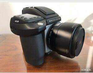 Hasselblad H5D CCD Camera rare, digital video photo photography