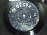 "JET HARRIS 45 F 11466 RARE SINGLE 7"" INDIA INDIAN 45 rpm VG+"
