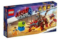 LEGO  70827 Movie Ultrakatty & Warrior Lucy - New In Sealed Box - Free P&P!!