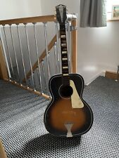 House Clearance Vintage Kay Project Acoustic Guitar Spares Man Cave Wall Art