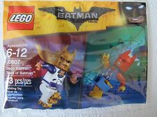 New In Sealed Poly Bag LEGO® The Batman Movie™ Set 30446 and 30607