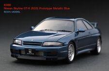 HPI 8388 Nissan Skyline GT-R Prototype Blue R33 1/43 model GTR R32 R34 JDM