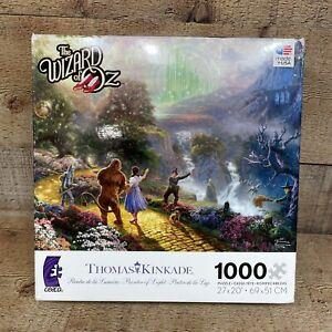 Thomas Kinkade Wizard Of Oz 1000pc Puzzle