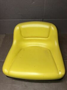John Deere LA145 L120 L130 L110 L107 L111 D130 D140 Lawn Mower Lowback Seat!