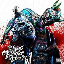 TWIZTID-CONTINUOUS EVILUTION OF LIFE`S ?`S  (US IMPORT)  CD NEW
