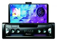 Pioneer SPH-10BT Android Auto Pioneer car stereo bluetooth USB BT