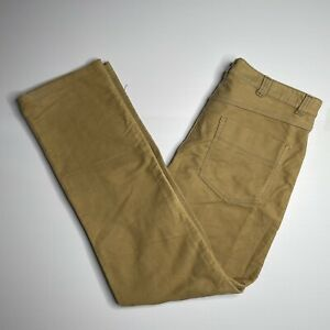 Driza-bone Mens Pants Moleskin Size 36 100% Cotton