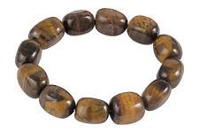 Bracelet oeil de tigre (pierres roulées)