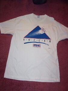 Vintage Official USA Brine Soccer T-Shirt - 1994