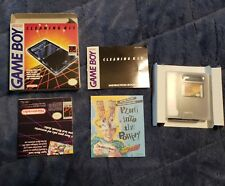 Cleaning Kit Official Nintendo for Game Boy. Opened But Never Used.