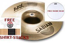 "Sabian AaxPlosion 11"" Splash Cymbal New Free Freight"