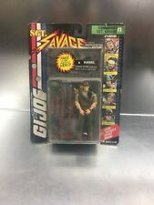 G I Joe SGT Savage