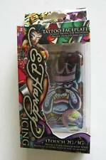 Ed Hardy Icing King Dog Tattoo Screen Protector for iPod Touch 2G/3G NIB