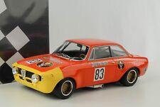 Alfa Romeo GTA 1300 DRM 1972 Rainer Maschke 1:18 Minichamps 155721283