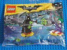 LEGO - THE BATMAN MOVIE ( SET 30523 - THE JOKER BATTLE TRAINING ) BRAND NEW