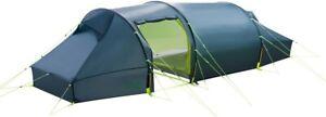 Jack Wolfskin Lighthouse lll RT 3 person Lightweight Tent in Steel Blue - New