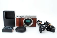 Fujifilm X-A1 16.3MP Mirrorless Camera Body Only Blown From JAPAN [Excellent++]