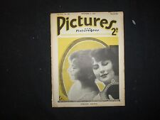 1919 NOVEMBER 1 PICTURES AND PICTUREGOER MAGAZINE - DOROTHY DALTON - ST 3424