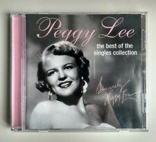 Peggy Lee - The Best Of Singles Collection