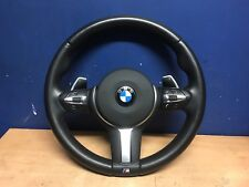 GENUINE BMW 3,4 SERIES, M SPORT STEERING WHEEL WITH AIRBAG,PADDLE SHIFTS,7845797