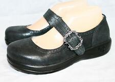 ALEGRIA Kourtney Anise Baby Tumble Mary Jane KOU-974 Wo's 8/8.5 Eu 38 Black