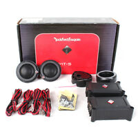 "P1T-S ROCKFORD FOSGATE / PUNCH 1"" TWEETER SET w/ CROSS-OVERS (X-OVERS)  **NEW**"
