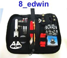 Quanlity Set of  Watch Tool Kit - 12 Items including + a free Eyepatch !