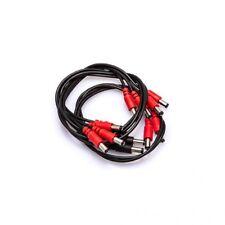 Paquete de Cable de reemplazo de vudú Labs Accesorios Para Pedal Power Ac