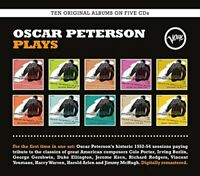The Oscar Peterson Trio - Oscar Peterson Plays [CD]