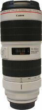 Canon 70-200mm f2.8L IS USM EF Mark III lens