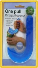Tin Can Ring One Pull opener Kitchen (Colour May Vary.)