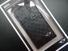 MINI iphone 4 & 4S CG MOBILE for iphone Black Case Cover with flap