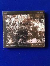 NEW Adam Nussbaum We3 Dave Liebman Steve Swallow: Amazing Jazz CD 2011