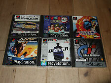 Action/Adventure Sony PlayStation 1 Rating 6+ Video Games