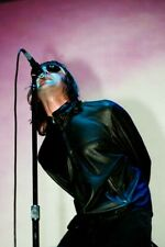 More details for liam gallagher oasis at reading rock festival england photograph picture print