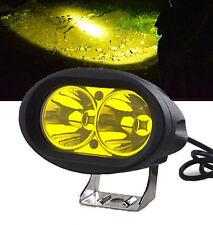 12V 20W CREE LED Spot Light Motorcycle ATV Boat Off Road Waterproof Headlight