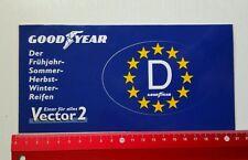 Aufkleber/Sticker: Good Year - GOODYEAR Vector 2 Tire / Reifen (25071626)