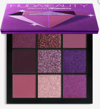 Huda Beauty Amethyst Obsessions Eyeshadow Palette - 9 Colours