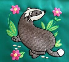 Fox-coton naturel sac porte-support de stockage//// recyclage